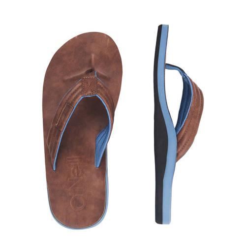 O'Neill Arch Boulevard Sandals teenslippers bruin/