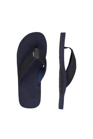 Koosch Sandals  teenslippers donkerblauw