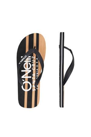 Profile Cali Wood Sandals  teenslippers zwart
