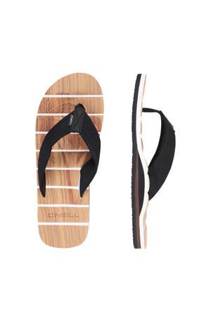 Arch Freebeach Sandals  teenslippers donkerbruin