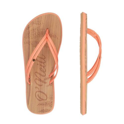 O'Neill Ditsy Sandals teenslippers oranje
