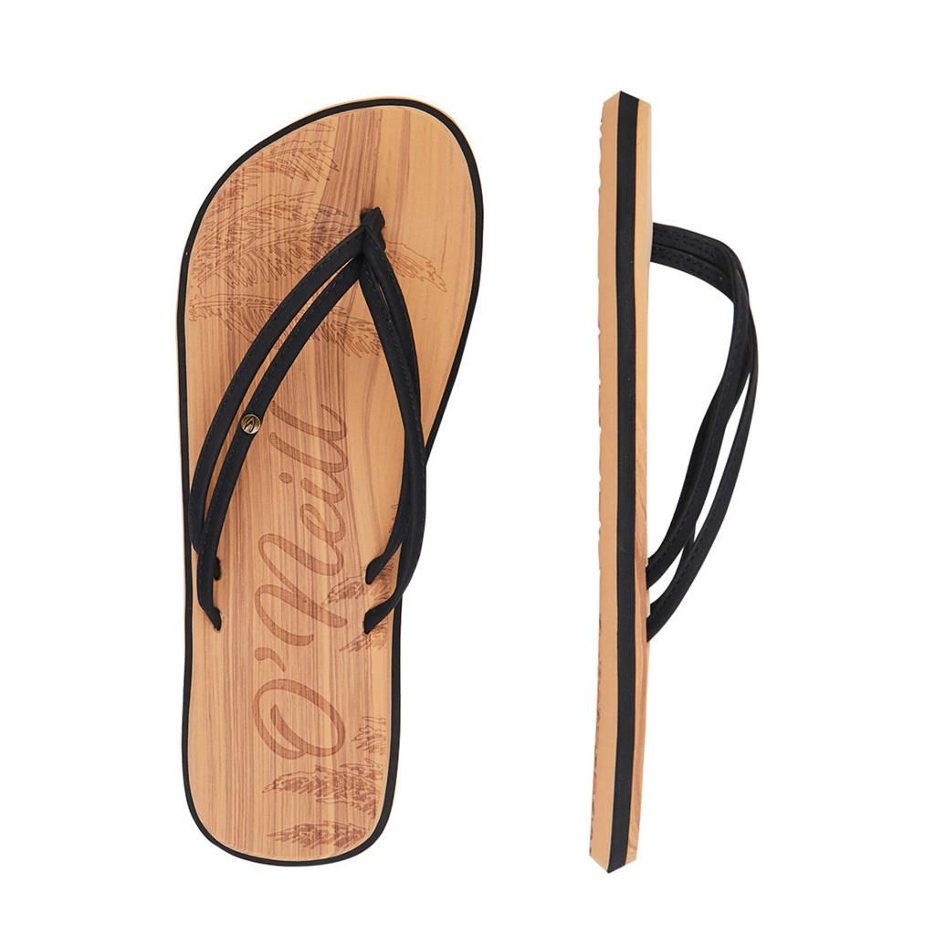 O'Neill Ditsy Sandals  teenslippers zwart, Zwart