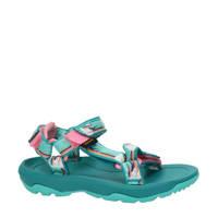 Teva Hurricane XLT  outdoor sandalen turquoise/roze, Turquoise/roze