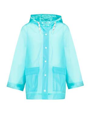 meisjes regenjas Gondola lichtblauw