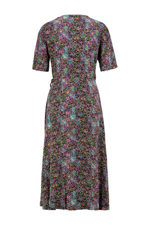 gebloemde maxi jurk Elif multi