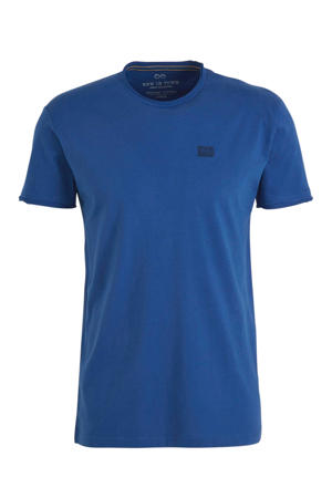T-shirt met logo blue