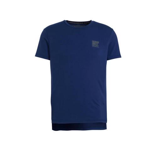 Superdry Sport T-shirt blauw