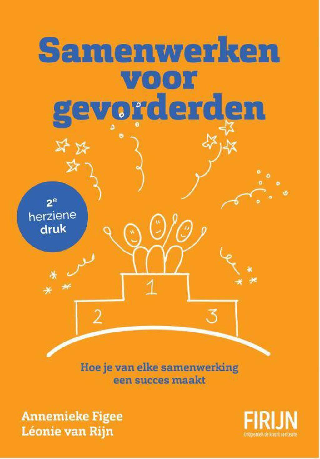 Samenwerken voor gevorderden - Anemmieke Figee en Leonie van Rijn
