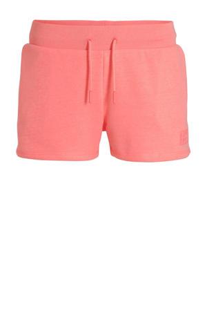 short neon roze