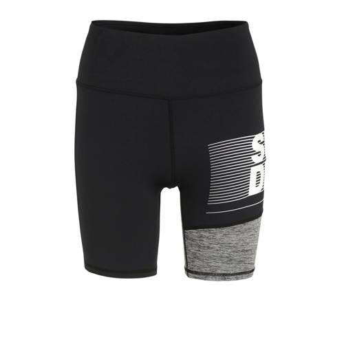 Superdry Sport short grijs melange