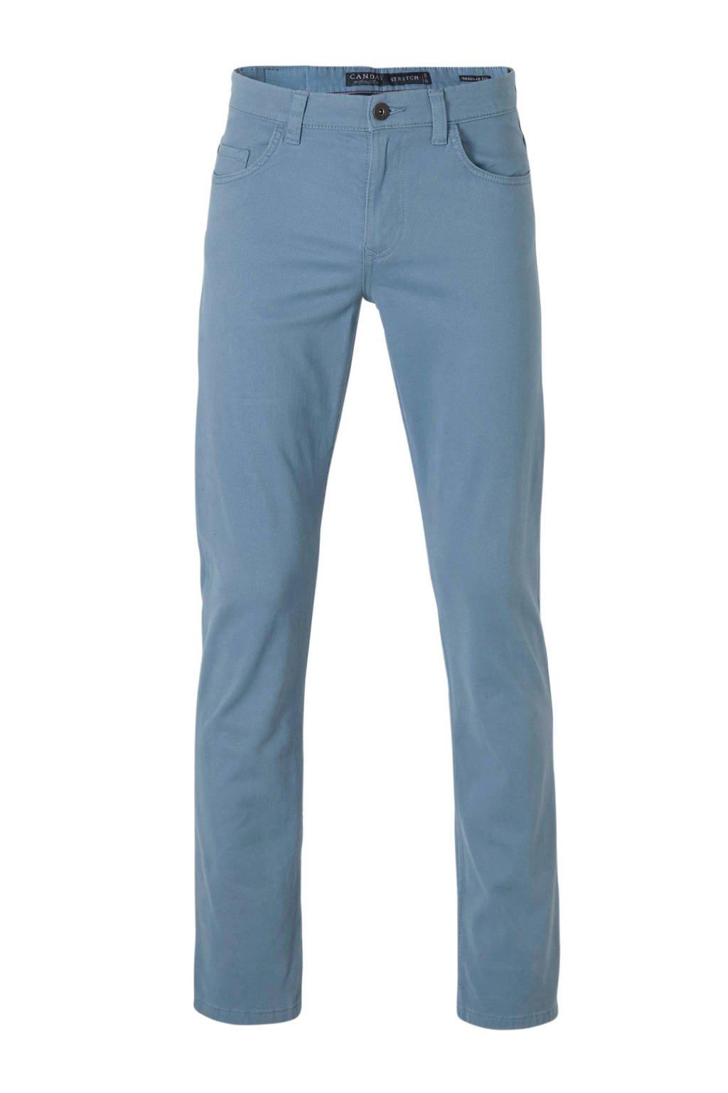 C&A Canda regular fit jeans blauw, Blauw