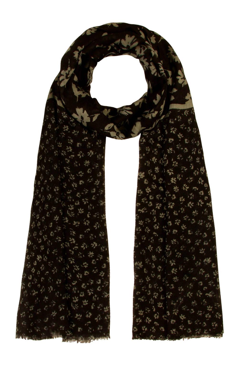 Miss Etam Accessoires sjaal groen, Groen