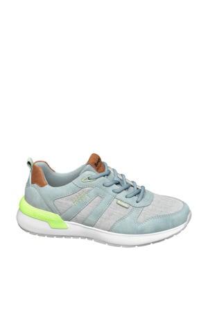 sneakers lichtblauw