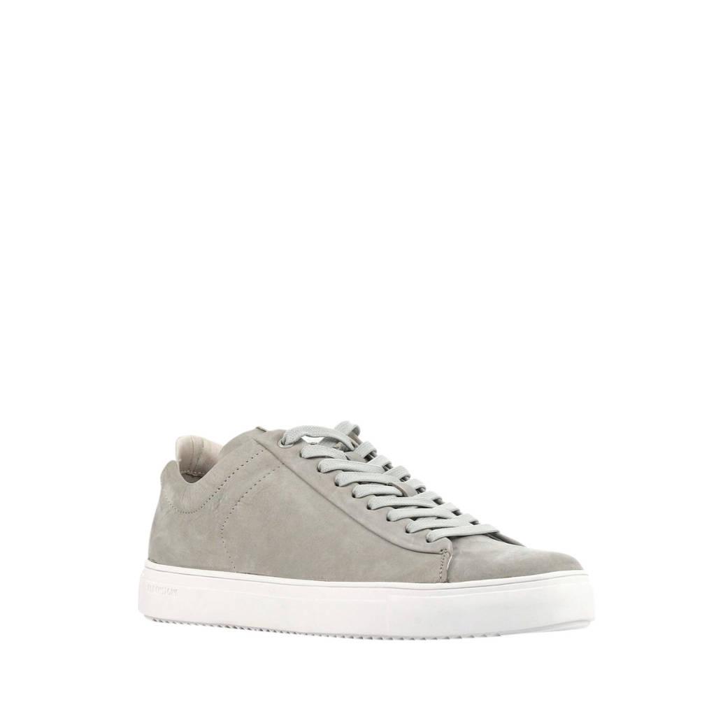 Blackstone RM51nb  nubuck sneakers grijs, Grijs