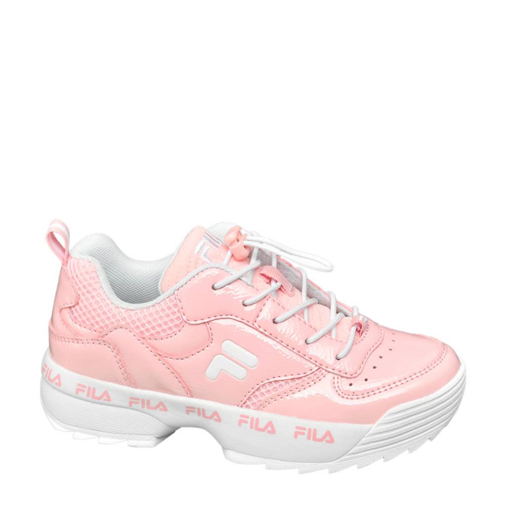 Fila   sneakers roze/wit, Roze