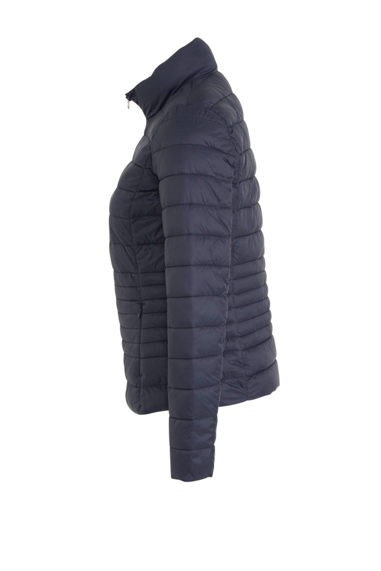 C&A Yessica gewatteerde jas zwart   wehkamp