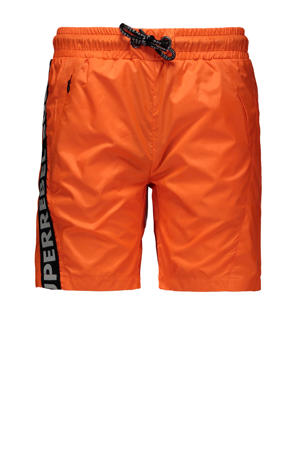 zwemshort oranje