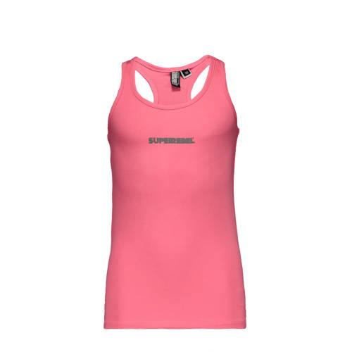 SuperRebel sporttop roze