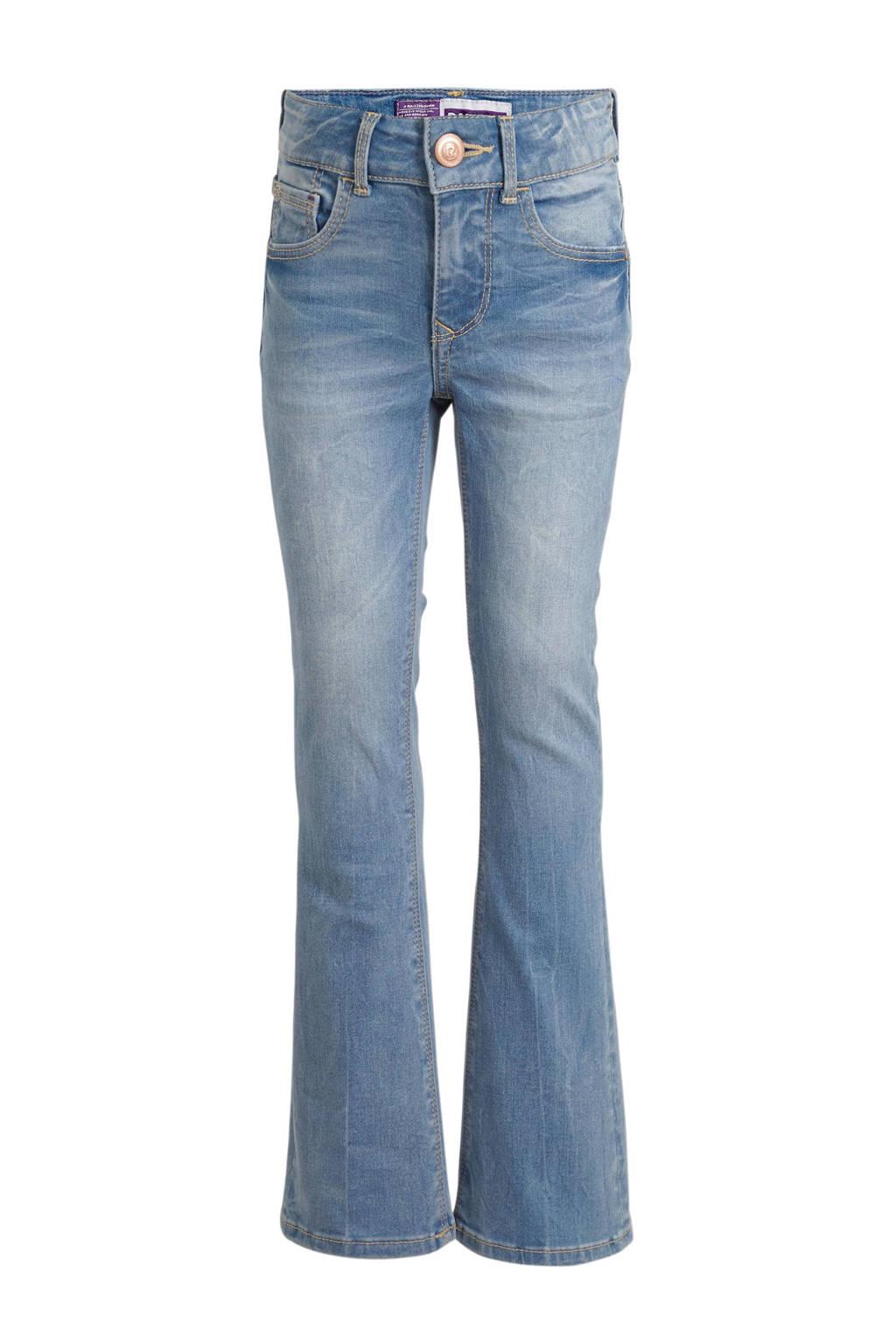 Raizzed high waist flared jeans Melbourne light denim, Light denim