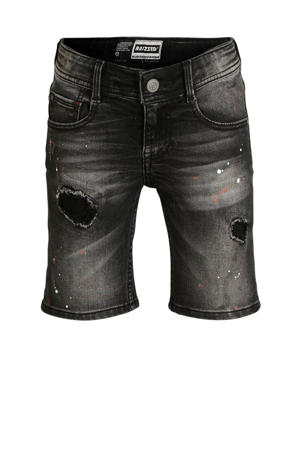 jeans bermuda Oregon Crafted vintage black