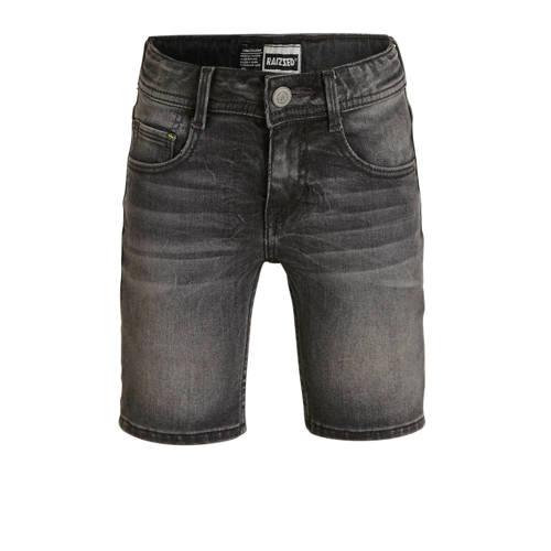 Raizzed jeans bermuda Oregon mid grey stone