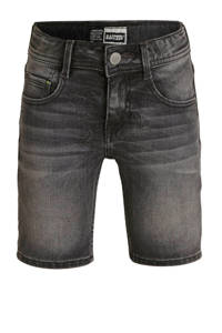 Raizzed jeans bermuda Oregon mid grey stone, Mid grey stone