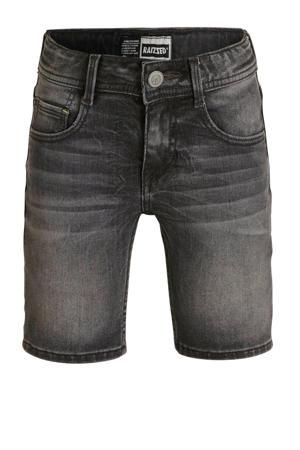 jeans bermuda Oregon mid grey stone