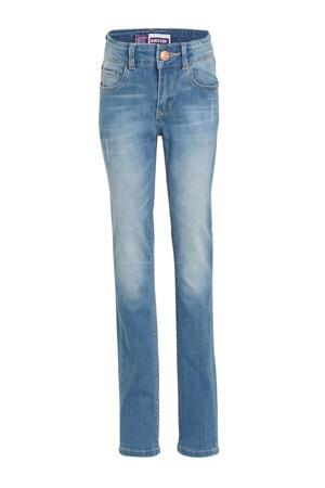 high waist super skinny jeans Chelsea light denim