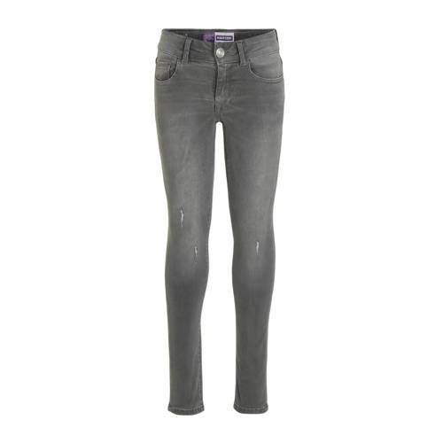 Raizzed super skinny jeans Adelaide grijs