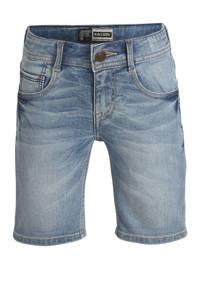 Raizzed jeans bermuda Oregon light blue stone, Light blue stone