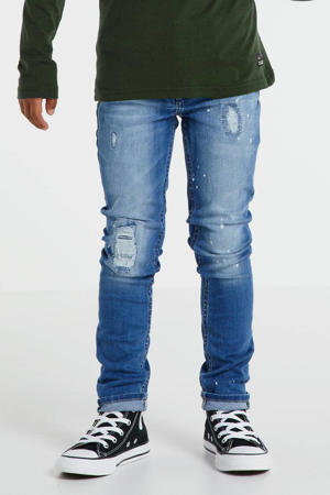skinny jeans Tokyo Crafted stonewashed