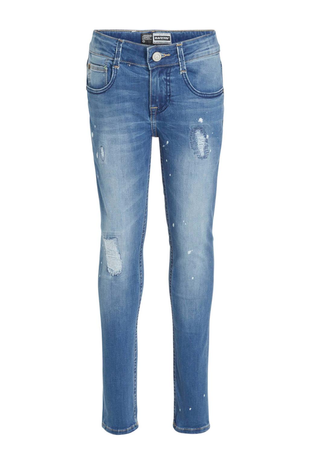 Raizzed skinny jeans Tokyo Crafted stonewashed, Stonewashed