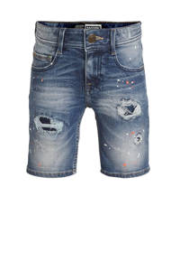 Raizzed jeans bermuda Oregon Crafted vintage blue, Vintage blue