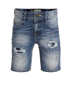 jeans bermuda Oregon Crafted vintage blue