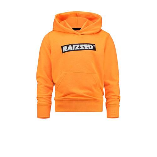 Raizzed hoodie New Orleans met logo oranje