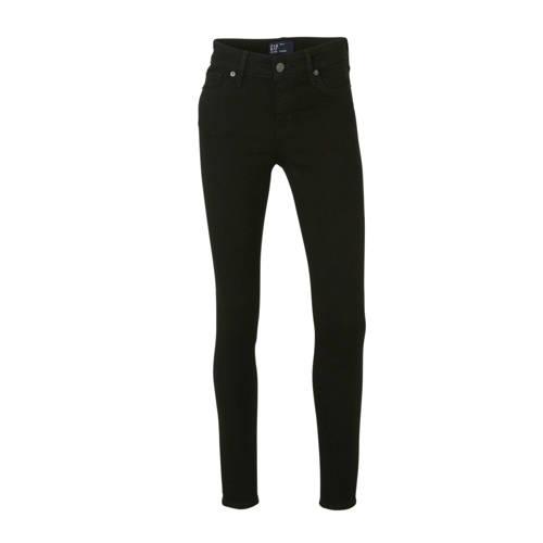GAP skinny jeans black denim