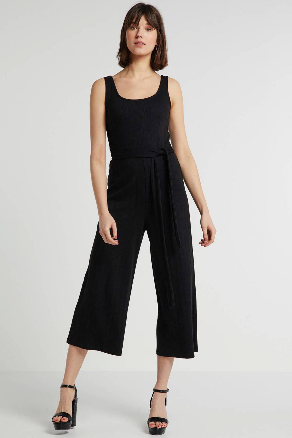 GAP jumpsuit zwart, Zwart