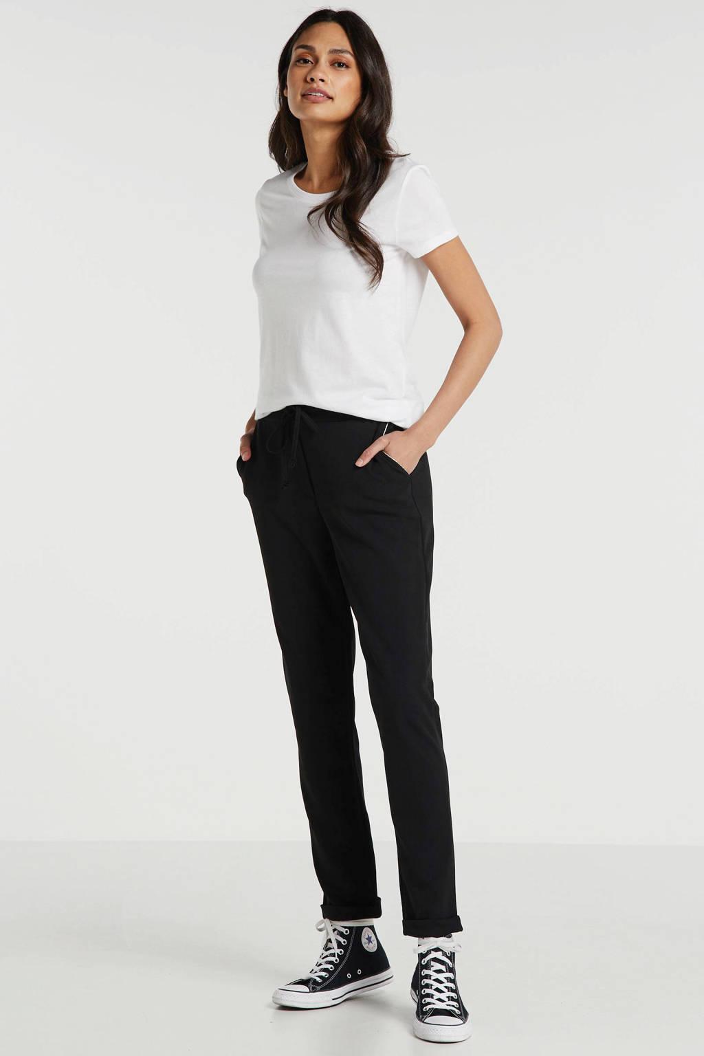 GAP T-shirt - (set van 2), Zwart/wit