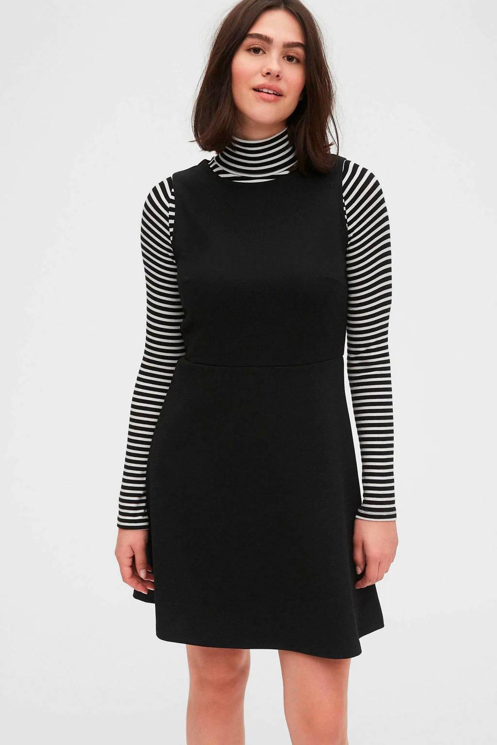 GAP jurk zwart, Zwart