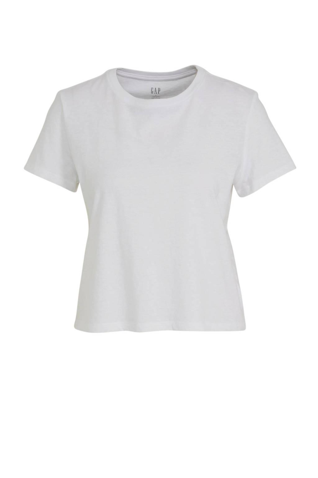 GAP T-shirt wit, Wit