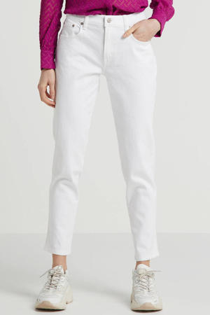 straight jeans optic white