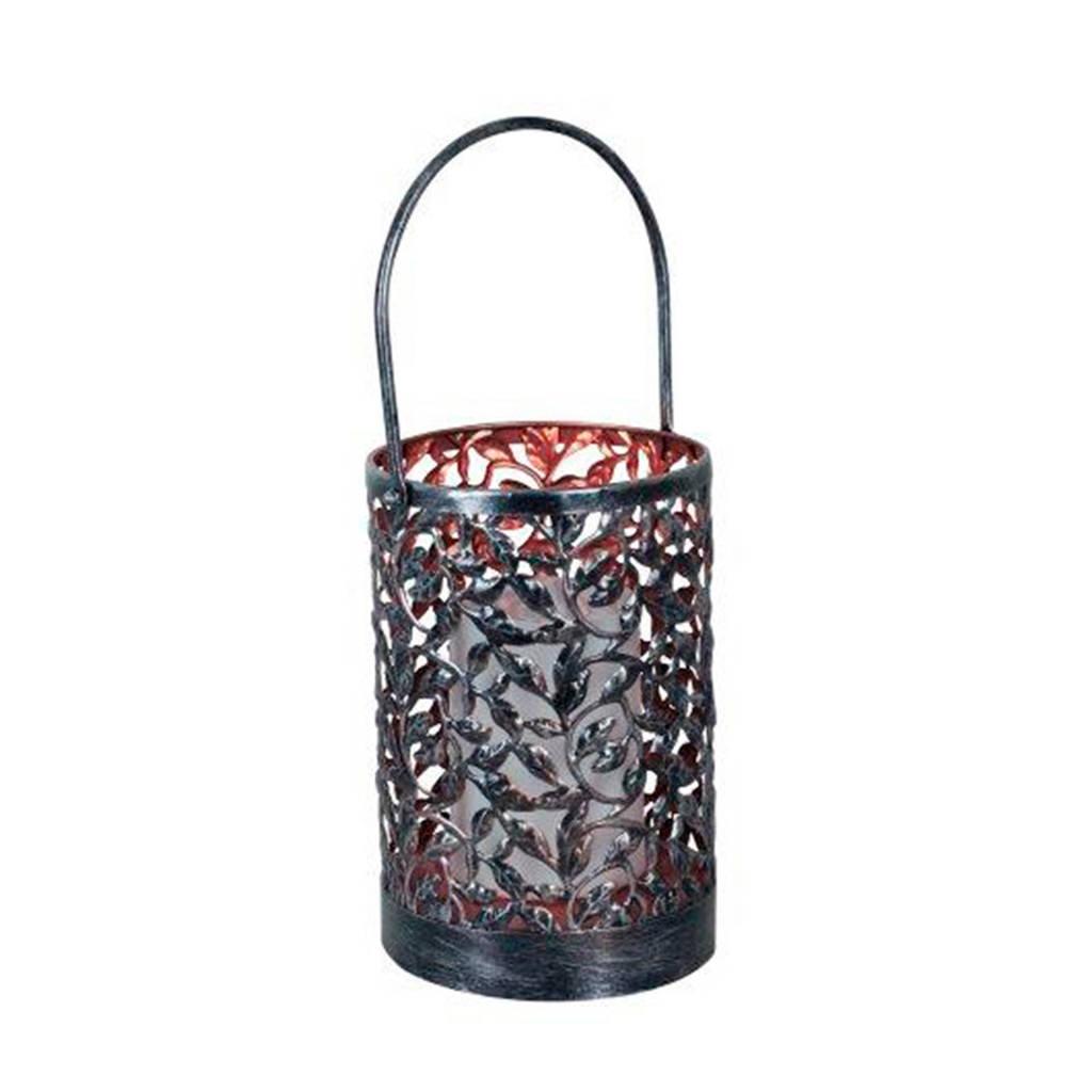 Luxform tafellamp Twist, Zwart
