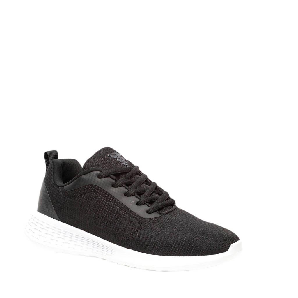 Scapino Osaga   fitness schoenen zwart, Zwart