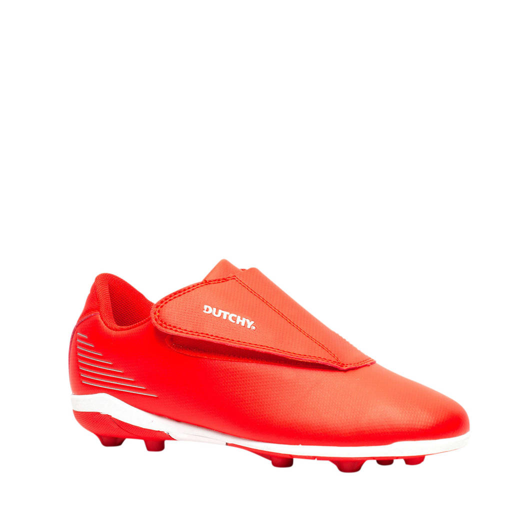 Scapino Dutchy   MG voetbalschoenen oranje, Oranje/wit