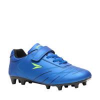 Scapino Dutchy Attack  voetbalschoenen kobaltblauw/zwart, Kobaltblauw/zwart
