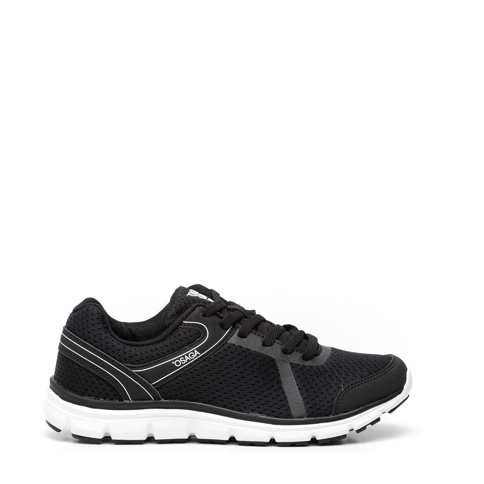 sportschoenen zwartwit