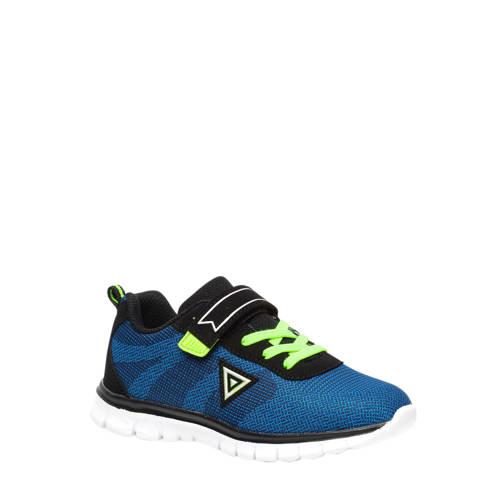 Scapino Osaga sportschoenen blauw/geel