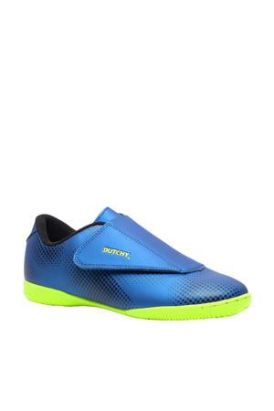 zaalvoetbalschoenen blauw