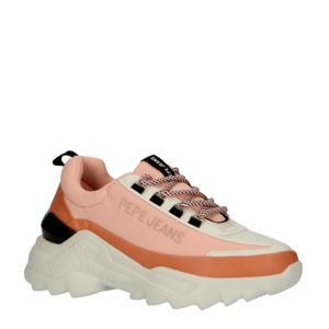 Eccles Fast sneakers roze/wit/camel
