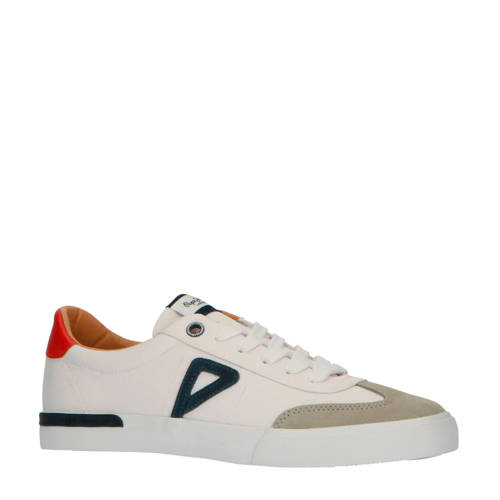 Pepe Jeans North Archive sneakers wit/multi